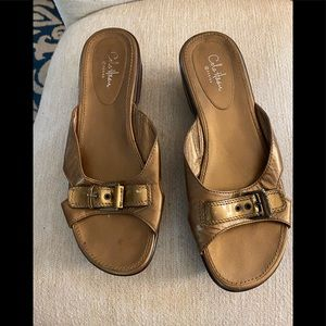 Cole Haan Platform sandals size 9